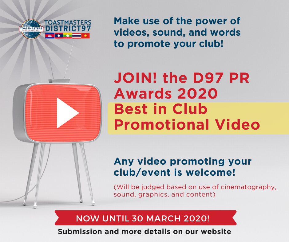 Best in Promotional Video