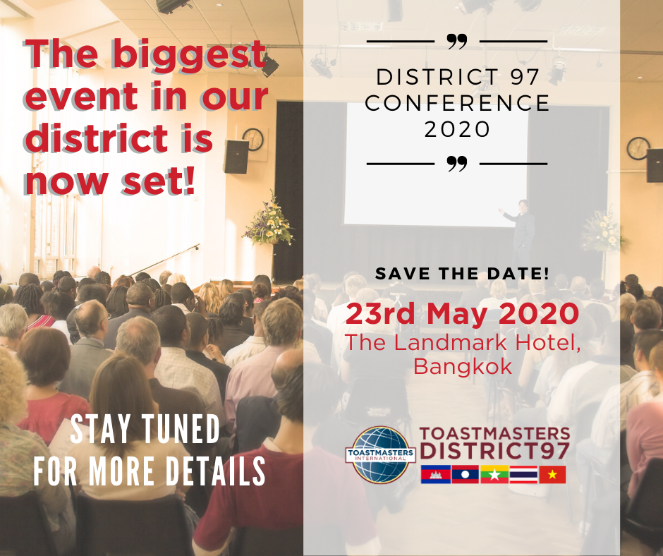 District 97 Conference 2020